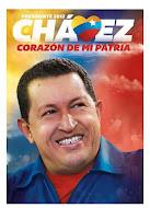 Página web oficial del Comandante Chávez