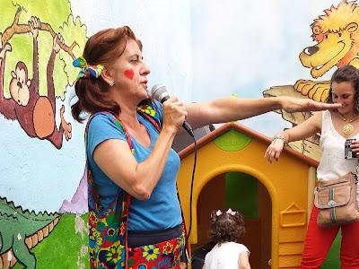 Fiesta fin de curso el CEI Bilingüe Pequeños Artistas con Isabel Camiña