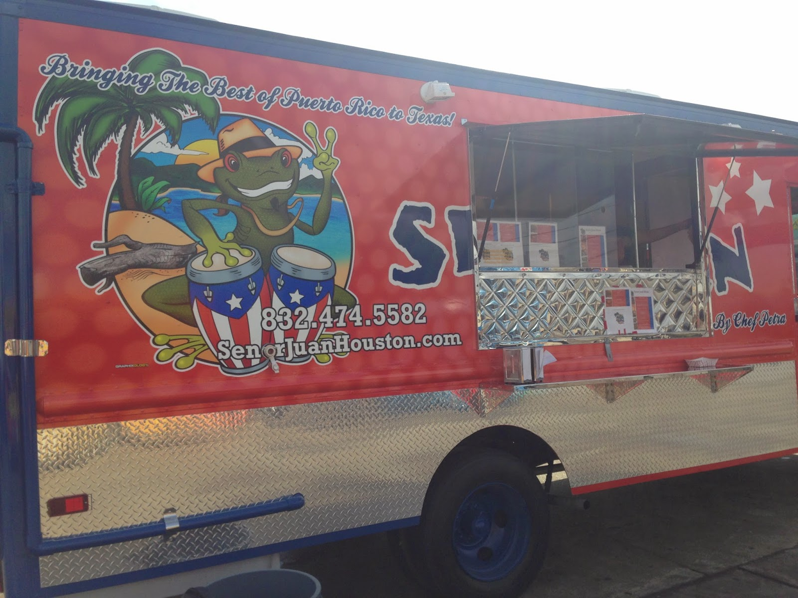 Senor Juan Food Truck Houston TX