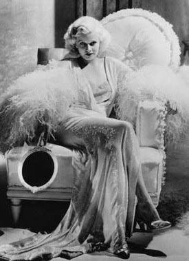 Newly Domesticated Jean Harlow Inspired Wedding
