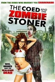 The Coed and the Zombie Stoner  HDRip AVI + RMVB Legendado