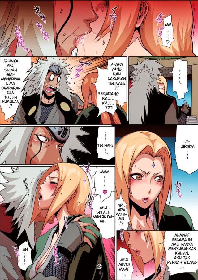 Komik Hentai Naruto Episode Jiraiya Vs Tsunade