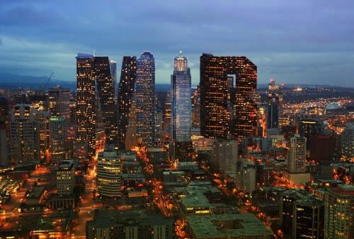 Stunning City Skyline