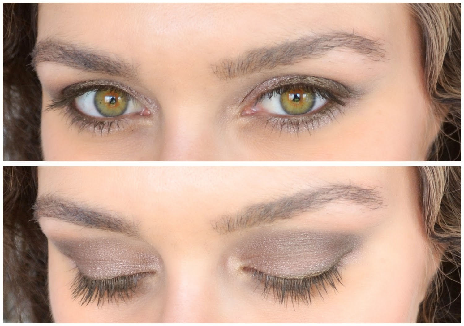 Inaction: Chanel Soft Touch Eye Shadow #101 Grigri