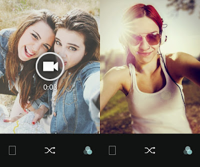 Download Aplikasi Foto B612 - Selfie From The Heart