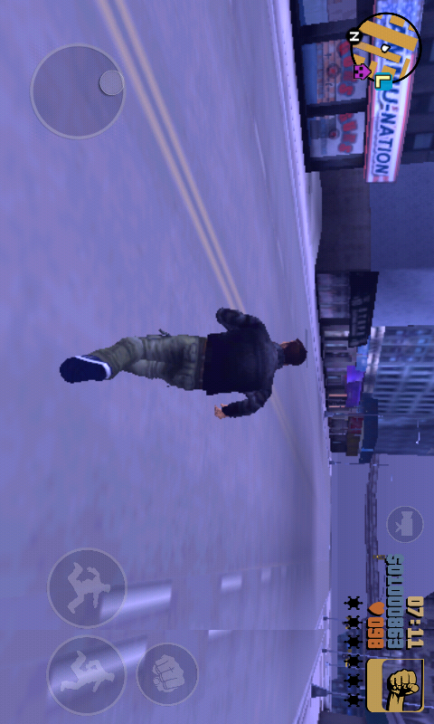 GTA 3 with apk & SD card data file working on spice mi-425