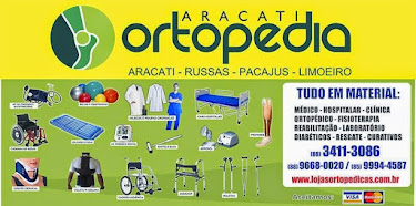 Clique na Imagem abaixo e conheça Aracati Ortopedia - (88) 3421-1973