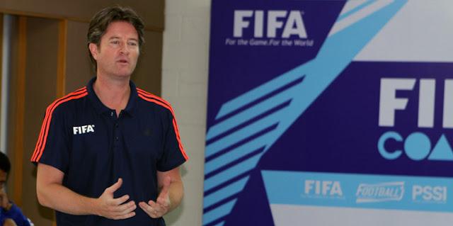 Ini Pesan Pelatih untuk Pemain Timnas Indonesia Usai di Sanksi dari FIFA
