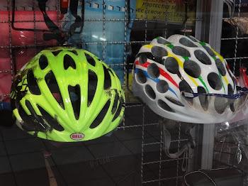 Casco y Accesorios Profesionales de Ciclismo
