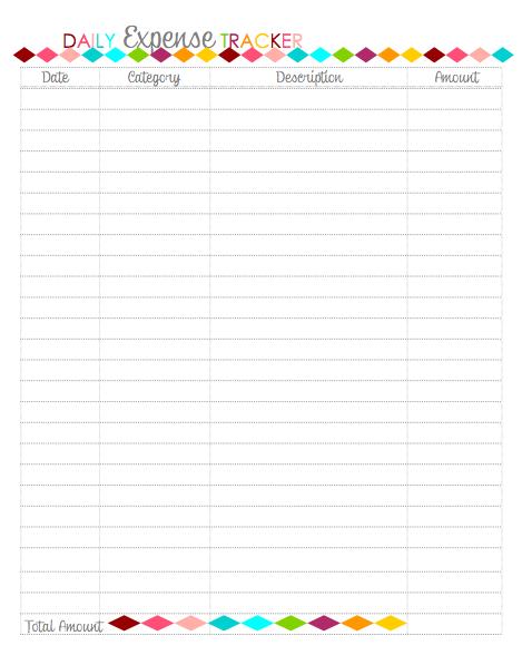 daily money log sheet template .
