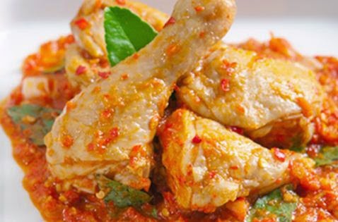 Resep Ayam Rica-Rica Pedas, Bumbu Serta Cara Membuatnya
