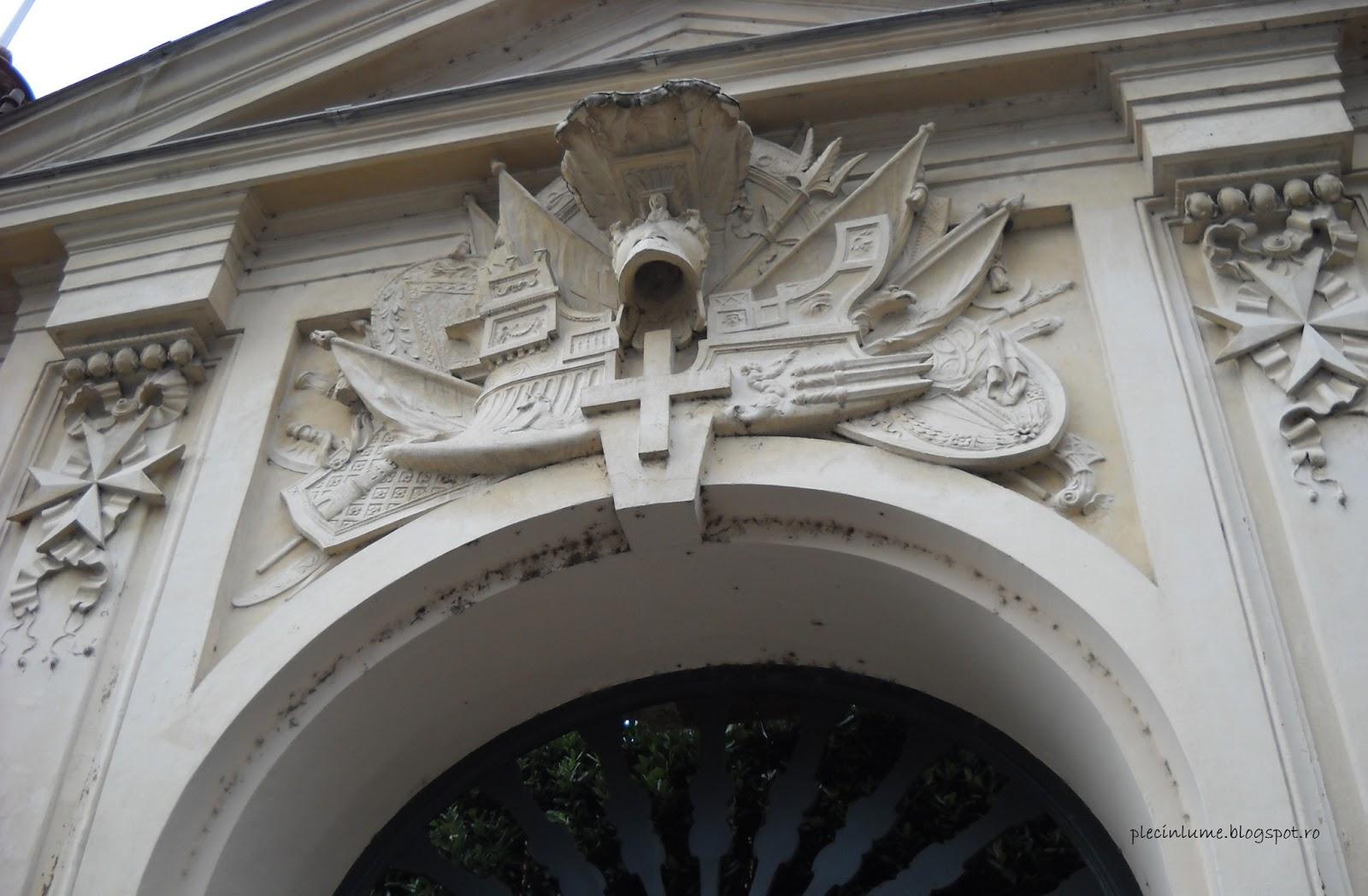 Emblema de pe Villa Malta