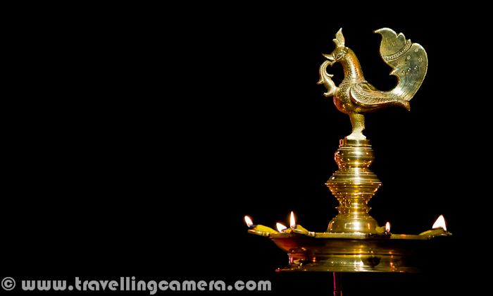 Most of the event photographers in India must have clicked similar photographs during different events across different states and regions of India. It's a typical style of ceremonial inauguration of any institutional event, national activities, political events etc. Some of the chief guests, known personalities and important people come on to the stage and light this lamp. This symbolizes official inauguration of any special event at state or national level. I have a decent collection of such photographs from various events in our country and will sometime share a PHOTO JOURNEY around the same. Above photograph was shot during inauguration ceremony of 14th Bharat Rang Mahotsav 2012 @ Kamani Auditorium, Delhi, India