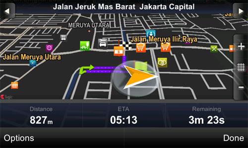 Aplikasi GPS Untuk Android Tanpa Koneksi Internet