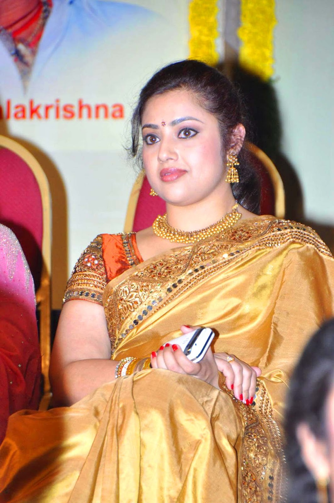 Meena latest saree photos ~ South Actress mp3