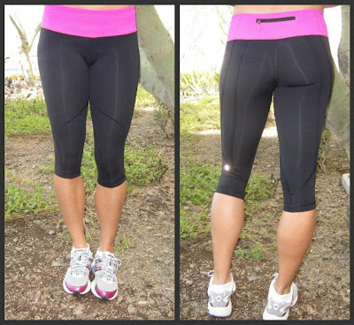 lululemon run for it luxtreme crops
