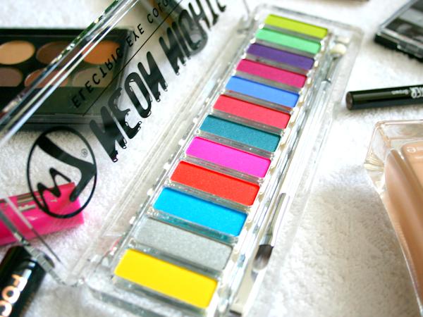 W7 Neon Nights Palette ♡
