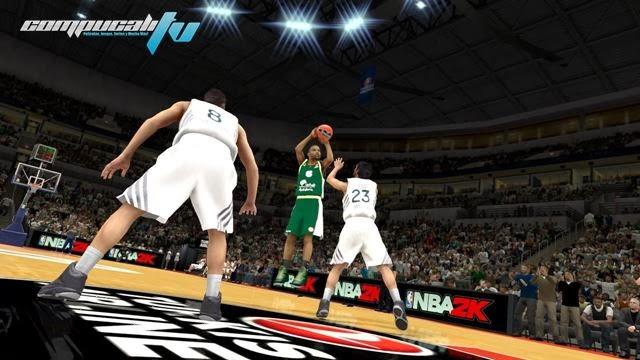 NBA 2K14 PC Full Español