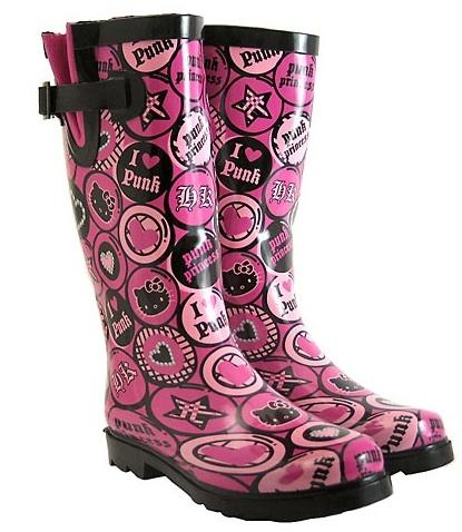 Beautiful Hello Kitty Boots Women39s Shoes
