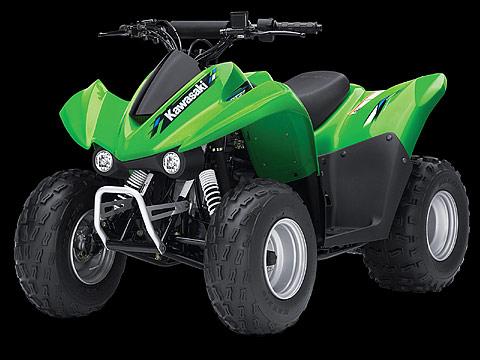 2013 Kawasaki KFX90 ATV pictures. 480x360 pixels