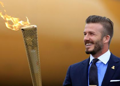 London Olympic 2012☀David Beckham