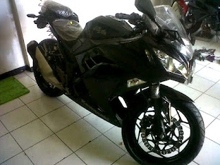 ninja 250 injection
