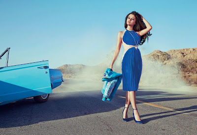 Selena Gomez for Instyle 2013
