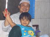 Sayyidi Syeikh Bersama Putrinya