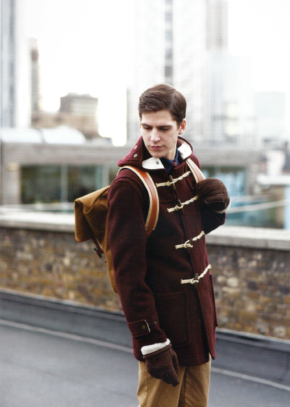 Preview: Gloverall for Autumn & Winter 2013