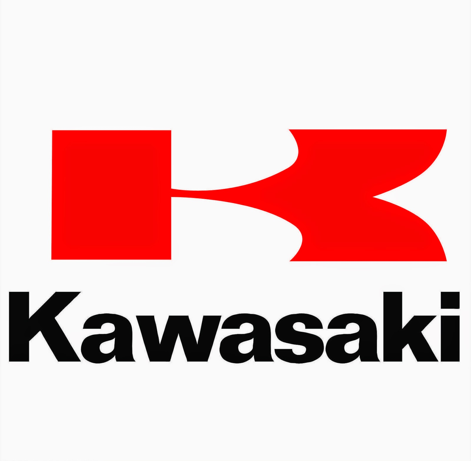 Modifikasi Motor Kawasaki logo