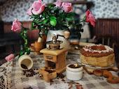 Миниатюрные кофемолки. Miniature cofee grinder.