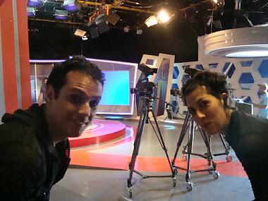 con los 69 en la tv chilena