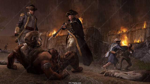 Assassins Creed 3 The Tyranny of King Washington The Infamy DLC