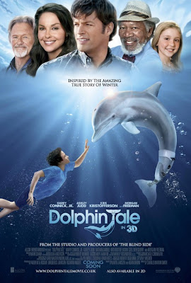 Watch Dolphin Tale 2011 BRRip Hollywood Movie Online | Dolphin Tale 2011 Hollywood Movie Poster