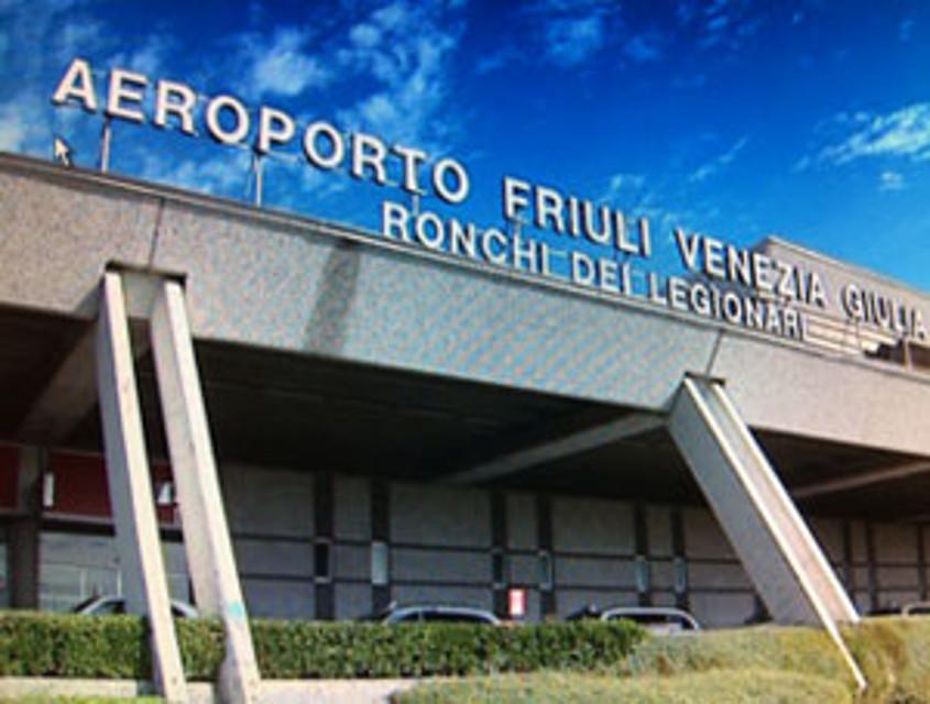 Aeroporto Ronchi Dei Legionari : Comunicati stampa rainone all aeroporto di ronchi dei