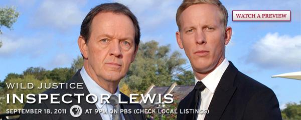 Inspector Lewis: Wild Justice