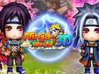 Game Ninja World 3D PRO Apk