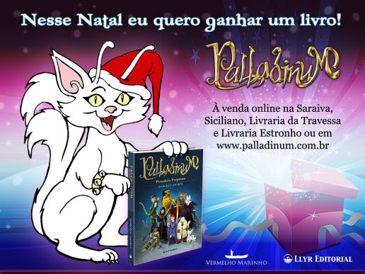 Campanha: Palladinum – Pesadelo Perpétuo, peça ou indique como presente de Natal!