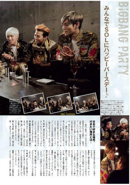 Magazine Scan