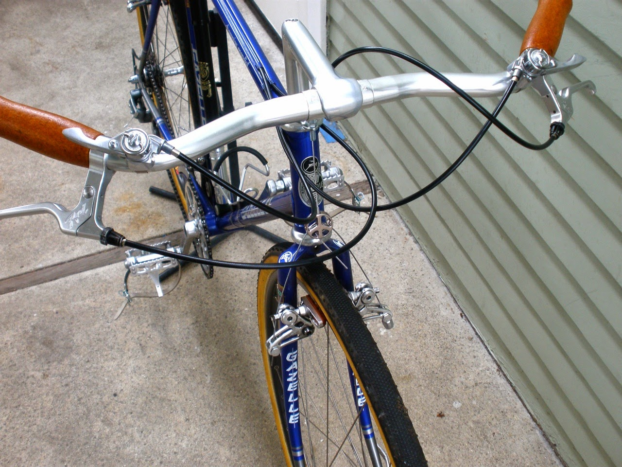 cyclocross bike, bicycle, build, Jonsan, Holland, Netherlands, Dutch, California