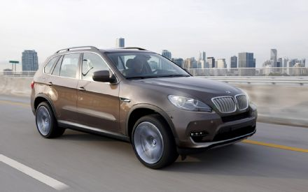 on Bmw Is Expected To Show The Third Iteration Of The Popular Bmw X5 Six