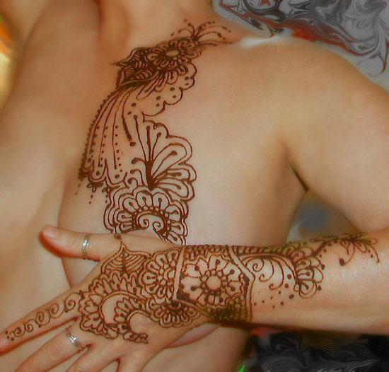Henna tattoo design tattoo ideas for Henna body tattoo