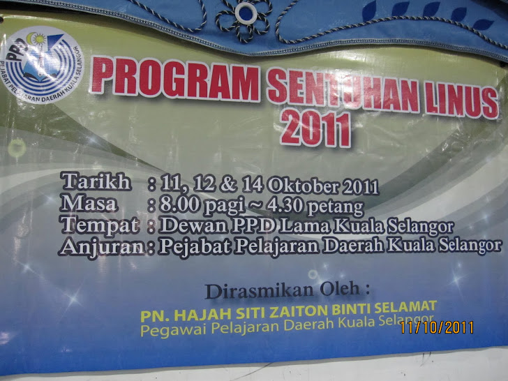 Program Sentuhan Linus 2011