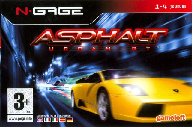 download asphalt 4 3d for s60v2