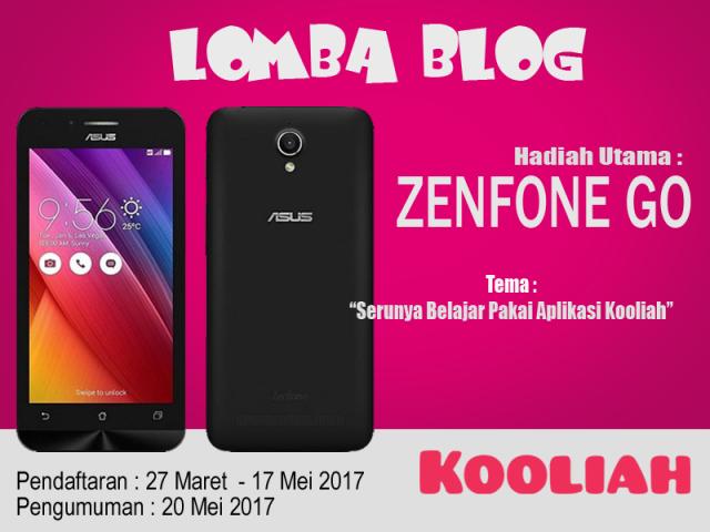 Lomba Blog Review App Kooliah