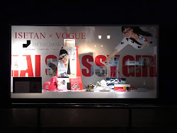 VOGUE meets ISETAN! x maisassygirl