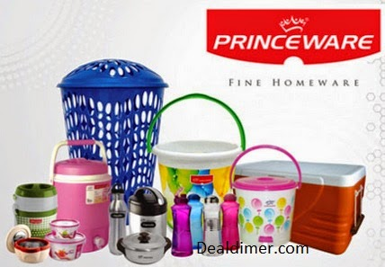 Princeware Products @ upto 75% off