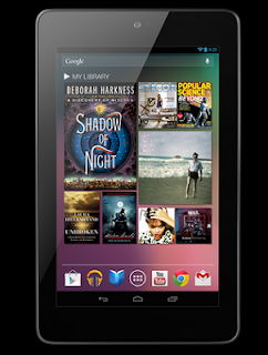 Google Nexus 7 Tablet.
