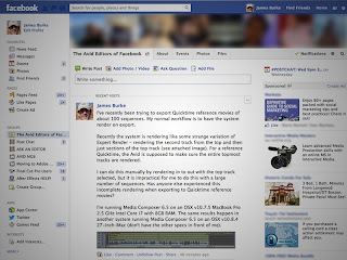 Facebook has resources for video and film professionals.