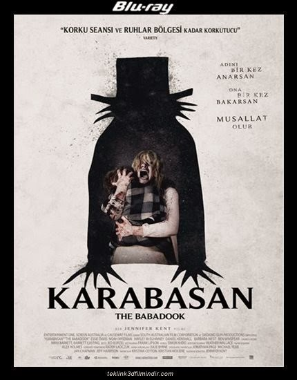 Karabasan - The Babadook (2013) afis